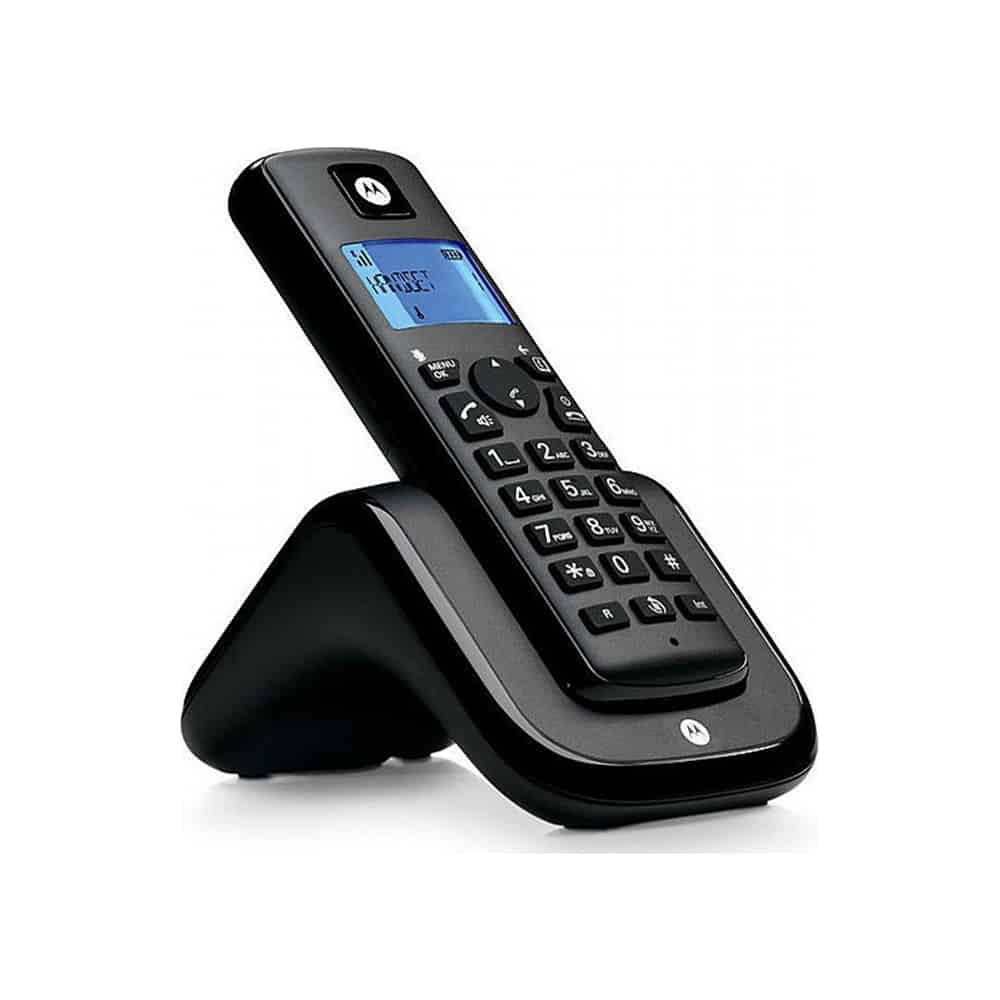 טלפון לבית או למשרד MOTOROLA T201