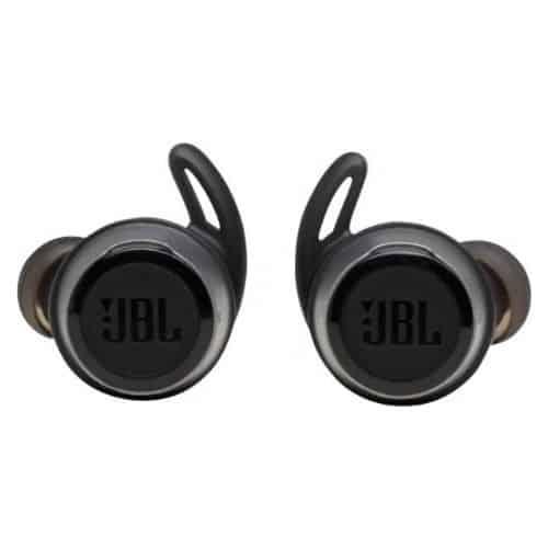 אוזניות ספורט אלחוטיות בצבע שחור JBL REFLECT FLOW