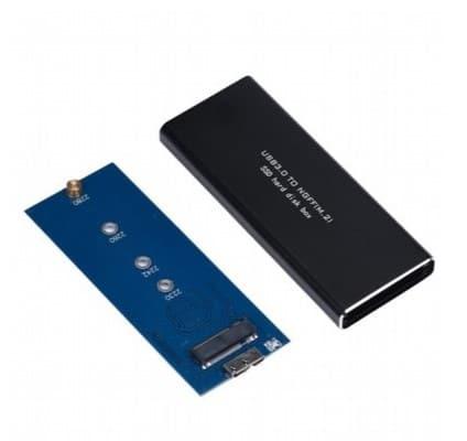 USB3.0 M2 SSD (NGFF/SATA) Enclosure