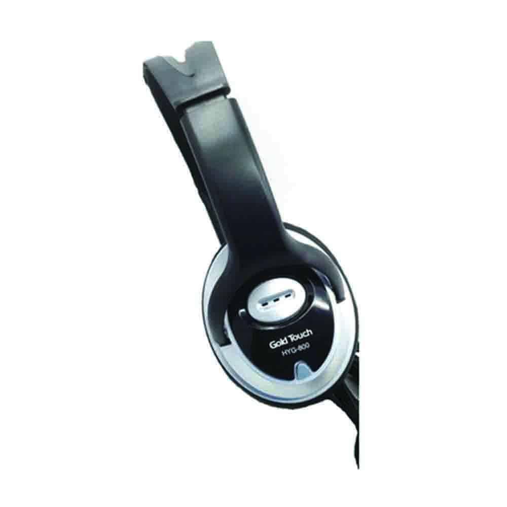 אוזניות מולטימדיה GOLD TOUCH HYG-800