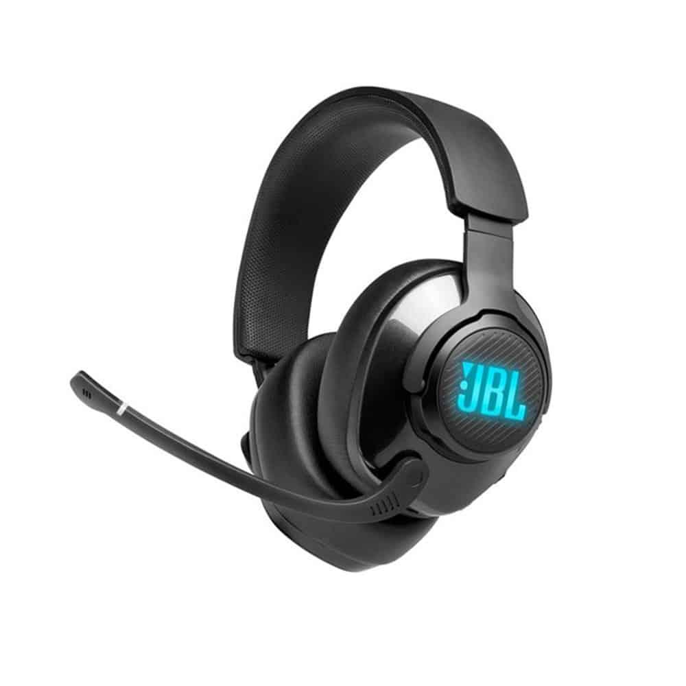 אוזניות גיימינג צבע שחור  JBL QUANTUM 600