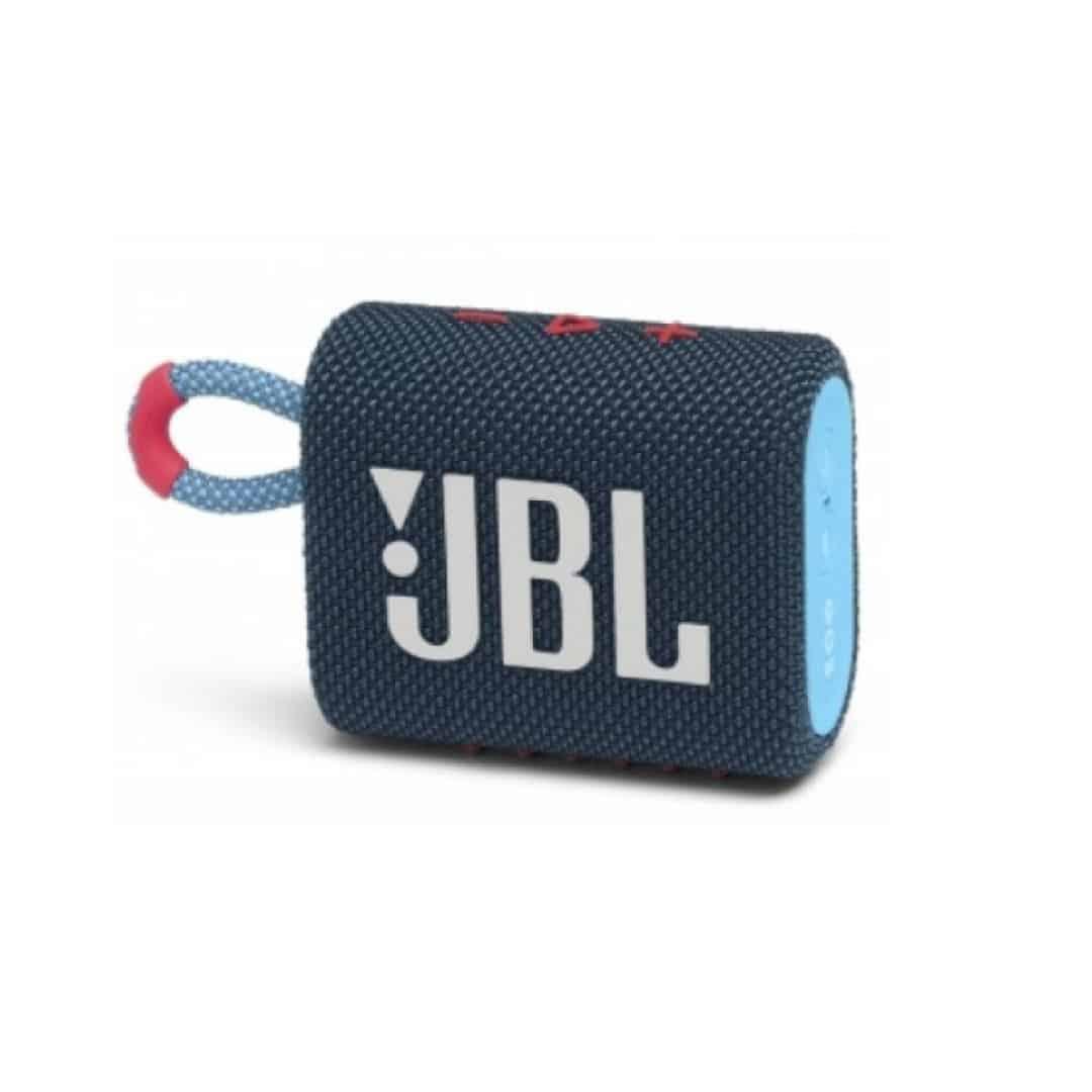 רמקול אלחוטי JBL GO 3 – סגול