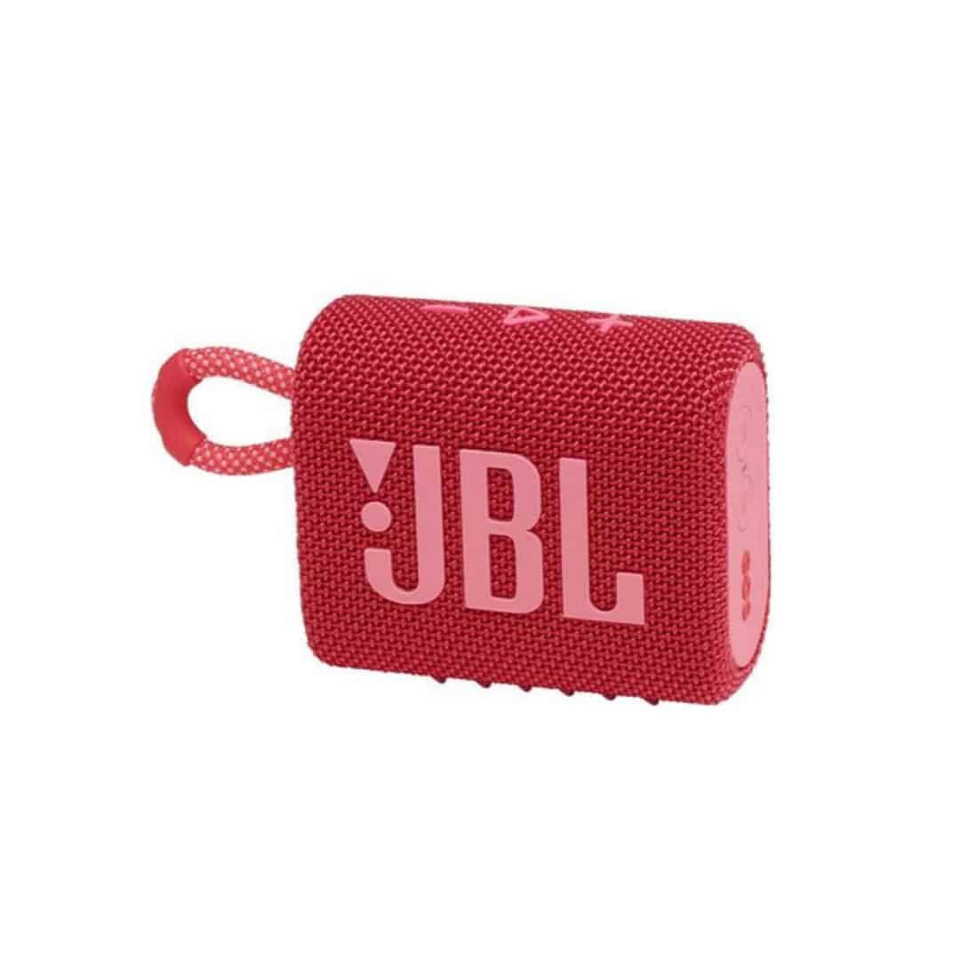 רמקול בלוטוס JBL GO 3 אדום