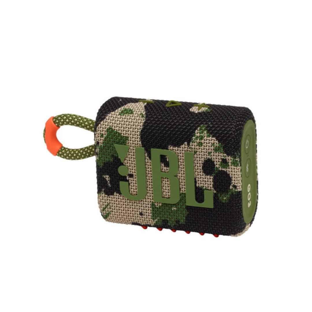 רמקול אלחוטי JBL GO 3 – צבאי