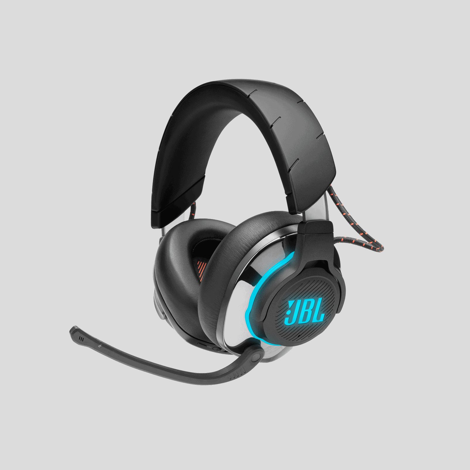 אוזניות גיימינג צבע שחור JBL QUANTUM 800