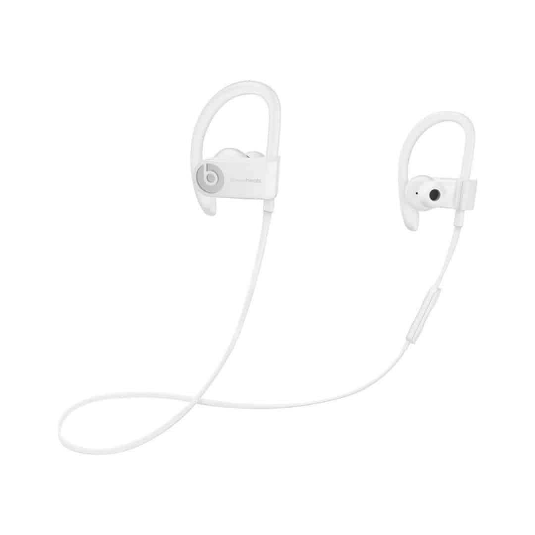 אוזניות בלוטוס POWERBEATS  לבן