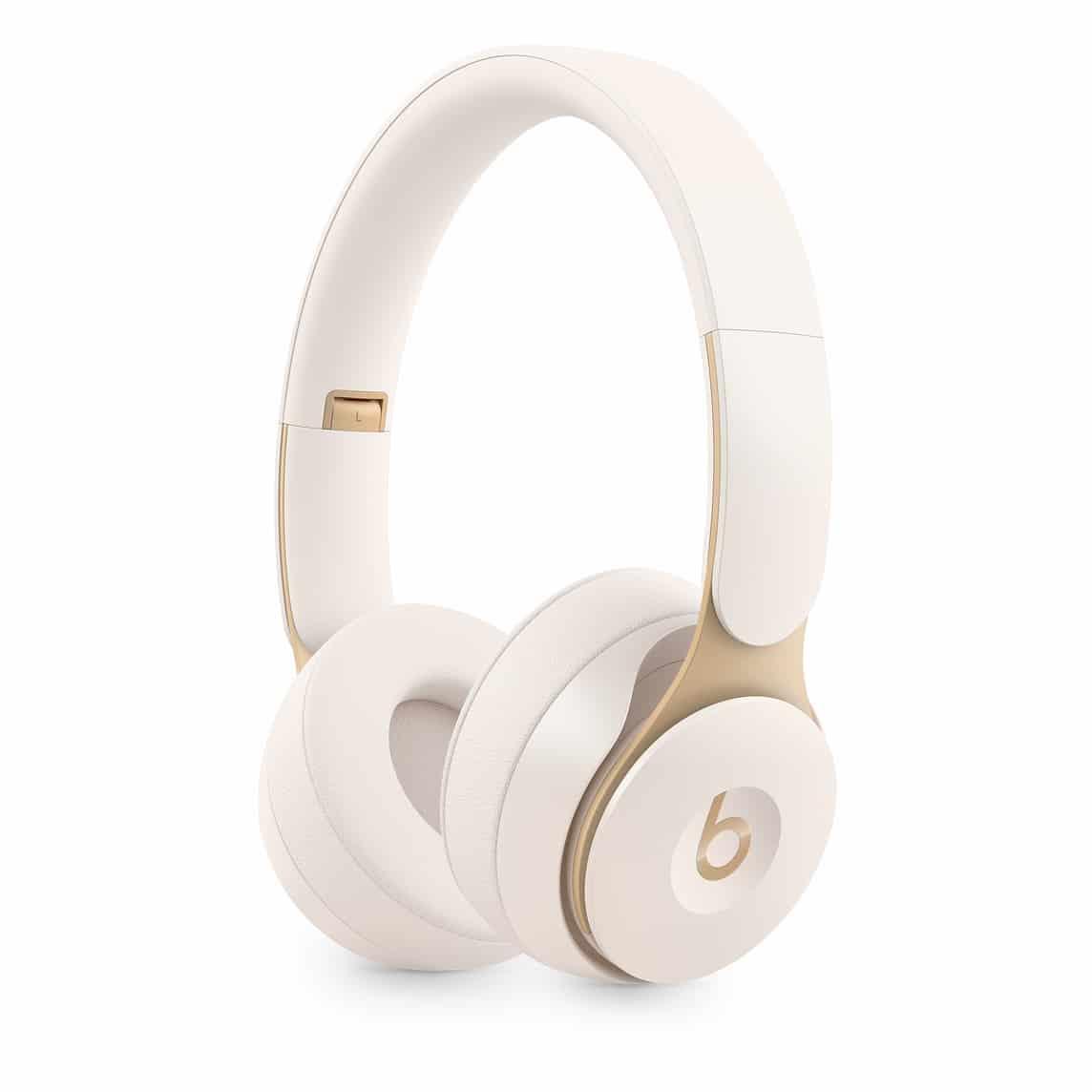 אוזניות בלוטוס BEATS SOLO PRO לבן