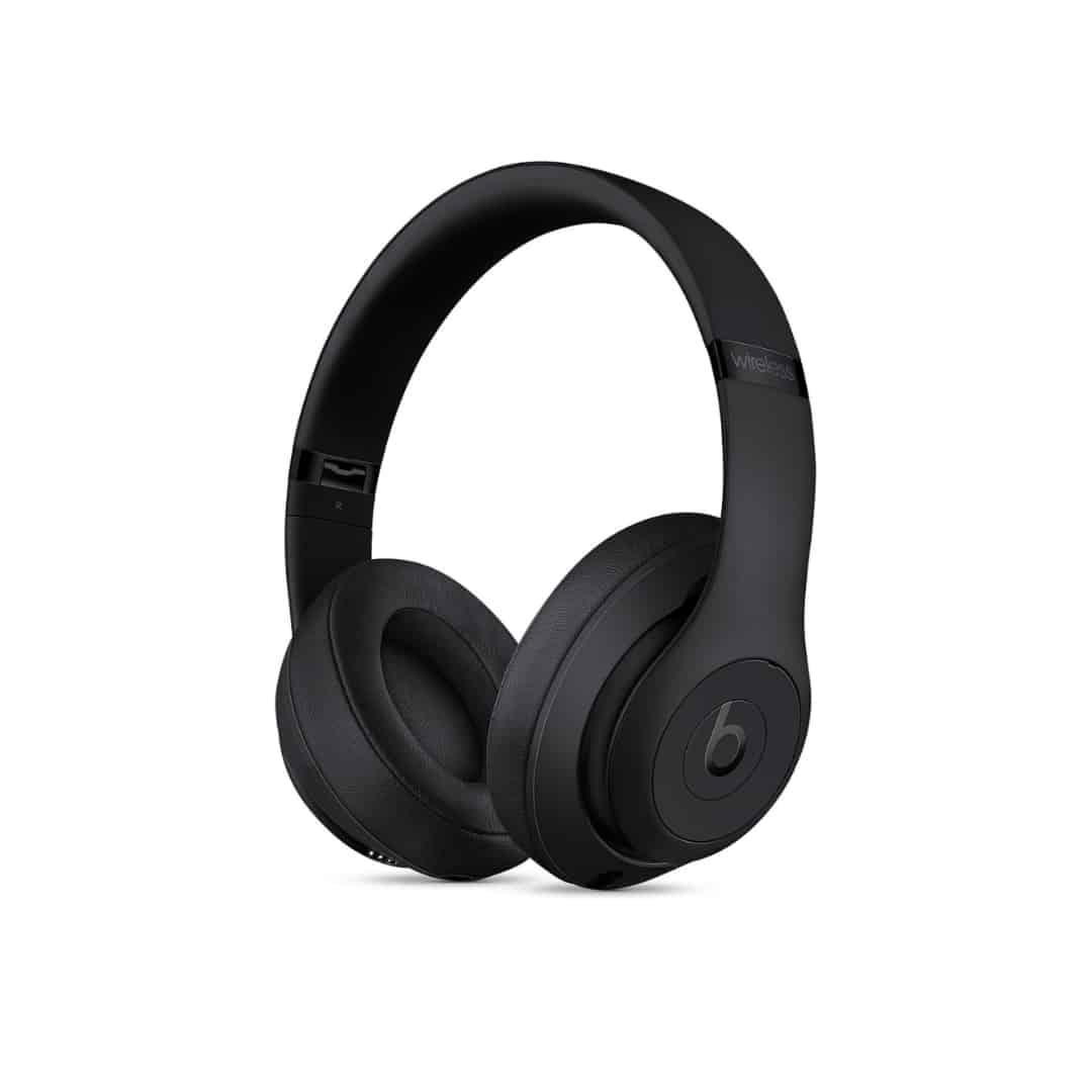 אוזניות בלוטוס BEATS STUDIO3 שחור