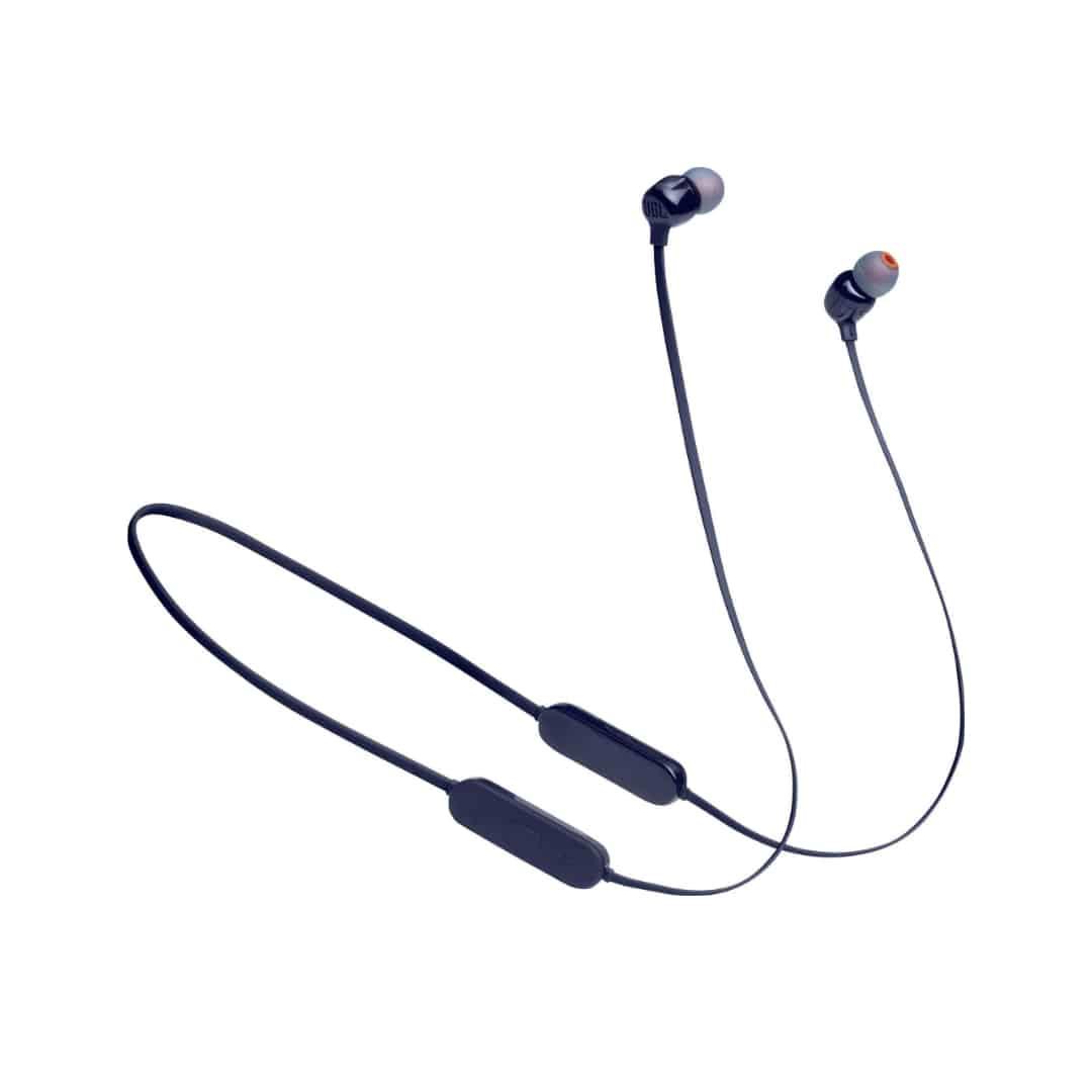 אוזניות ספורט בלוטוס TUNE 125 BT כחול