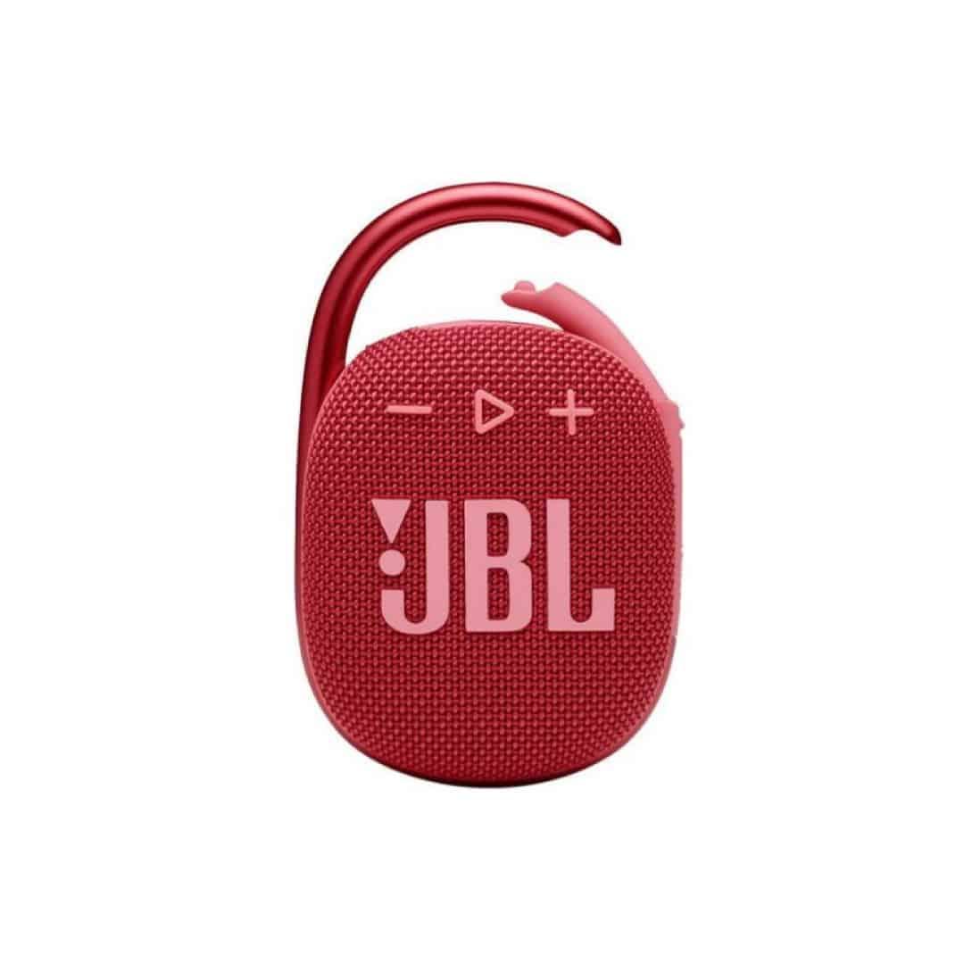 רמקול אלחוטי JBL CLIP 4 – אדום