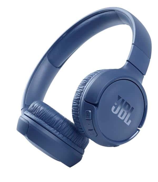 JBL T510BT אוזניות קשת אלחוטי כחול
