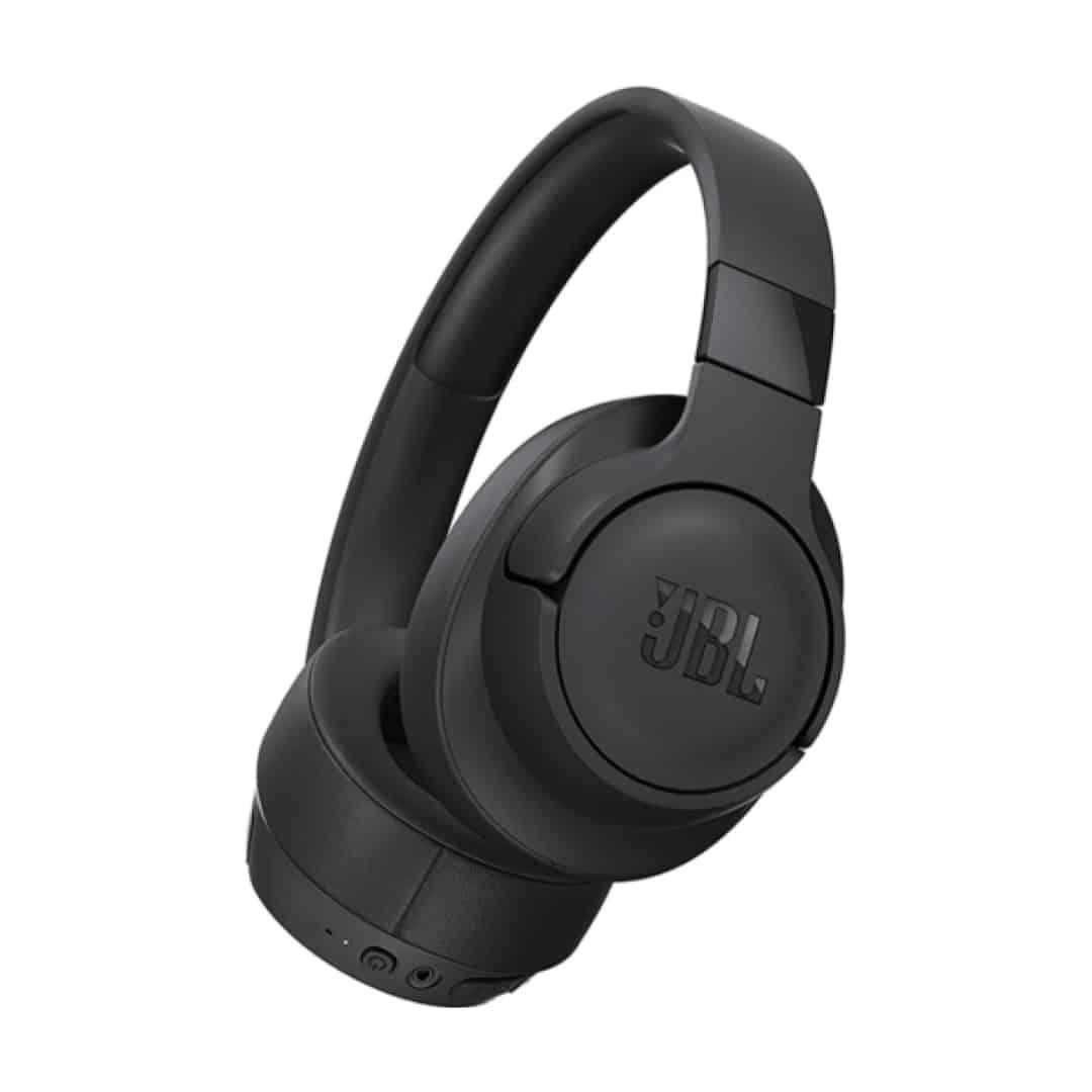 JBL TUNE 700BT אוזניות קשת בלוטוס שחור
