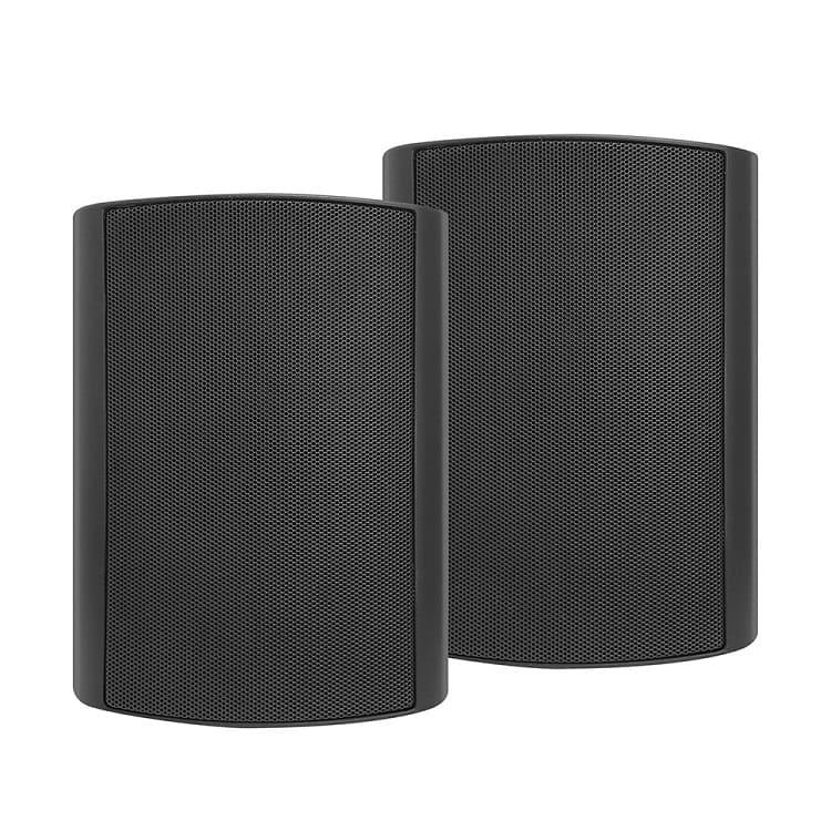 זוג רמקולים מוגברים Pure Acoustics פיור אקוסטיקס OB-523 – שחור