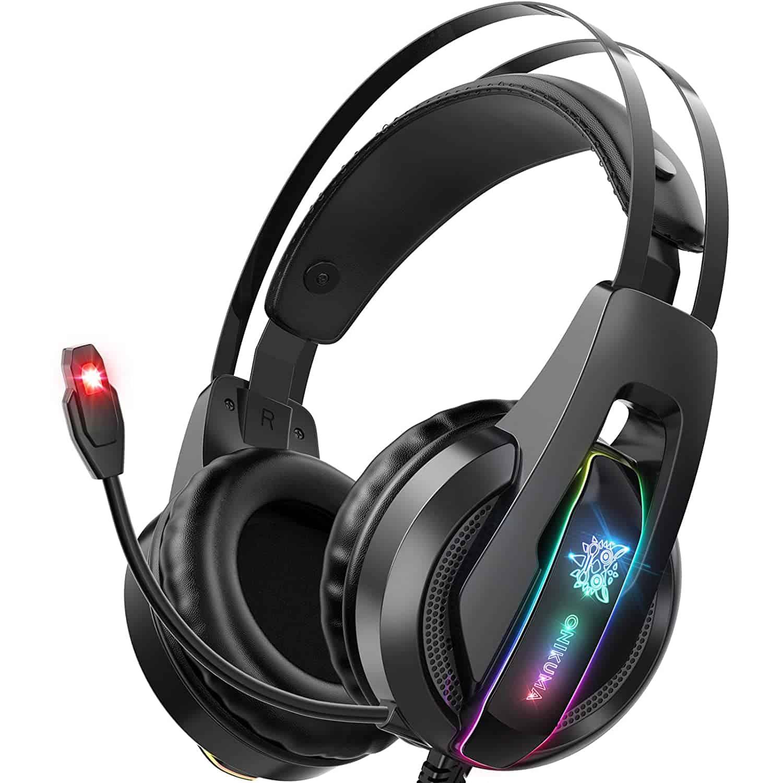 ONIKUMA K16 אוזניות גיימינג