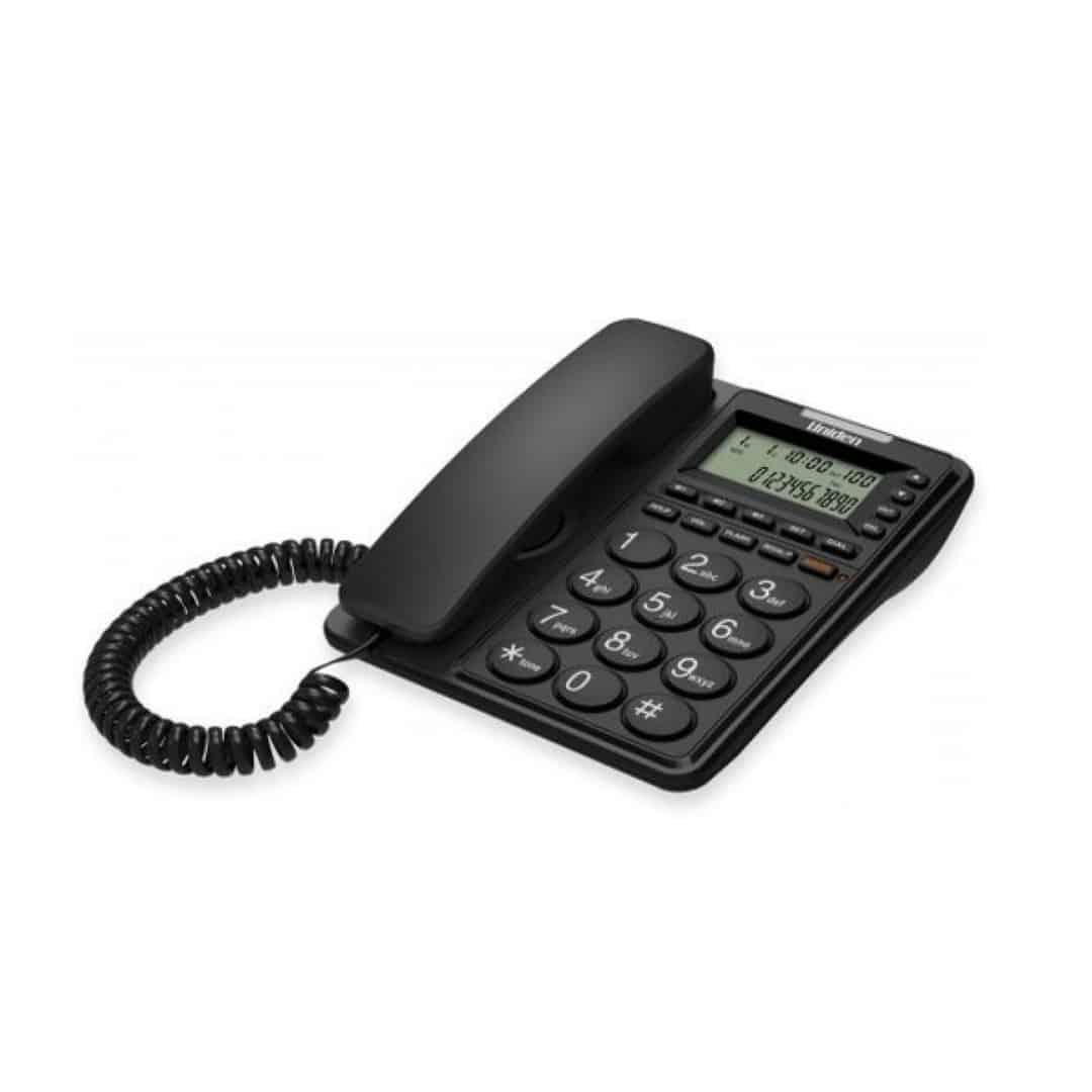 טלפון שולחני UNIDEN AT6408