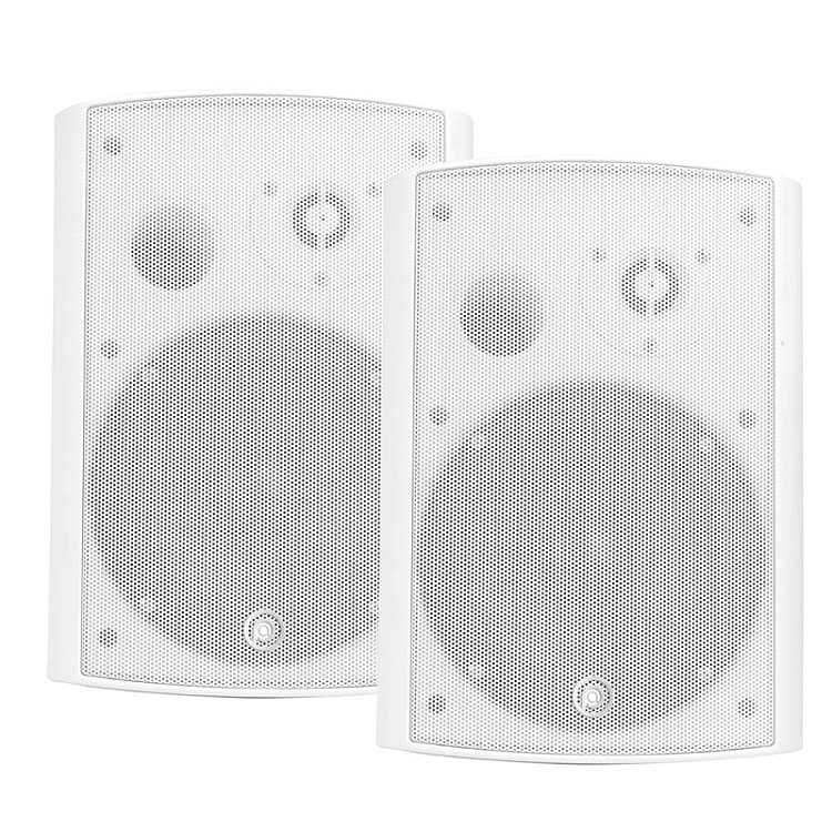 זוג רמקולים מוגברים Pure Acoustics פיור אקוסטיקס OB-523 – לבן