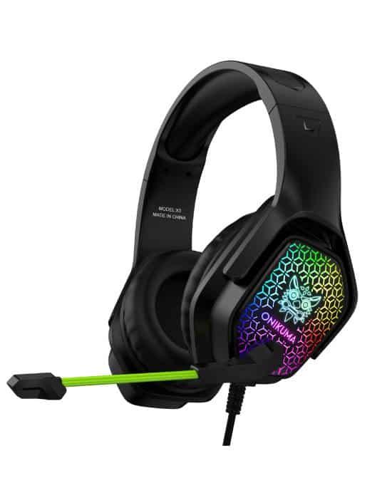 ONIKUMA X3 אוזניות גיימינג