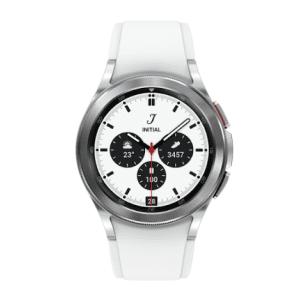 Galaxy Watch4 LTE 40mm SM-R865F SILVER- דינמיקה
