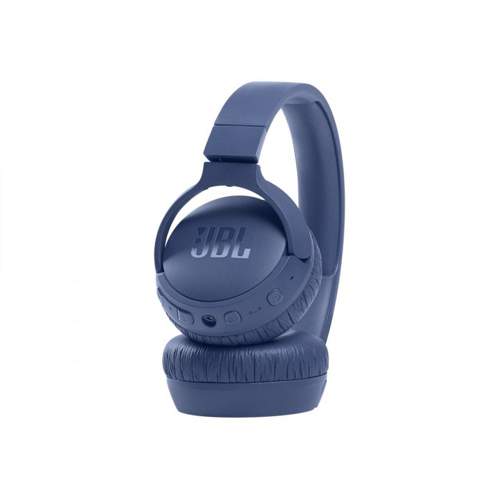 JBL T660BT אוזניות קשת אלחוטי כחול